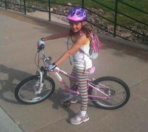 Biking Injuries, Kids and Chiropractic, Healthy Kids